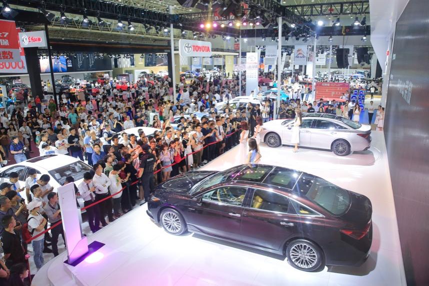 钜惠首展,2020第十八届华中国际车展掀开湖北车市复苏大
