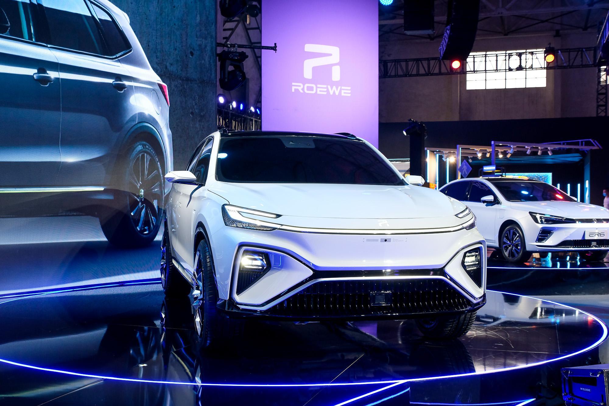 2020广州车展:22万元支持5G与L3自动驾驶 上汽R汽车MARVEL R开启预售