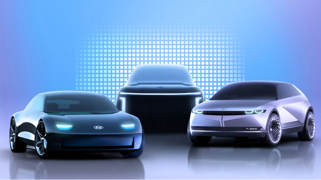 """聊聊有什么技术亮点,现代汽车发布电动平台""""E-GMP""""加速布局电气化"""