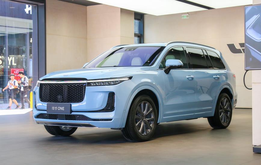 李想发内部信:2025年要做中国智能电动车企业No.1