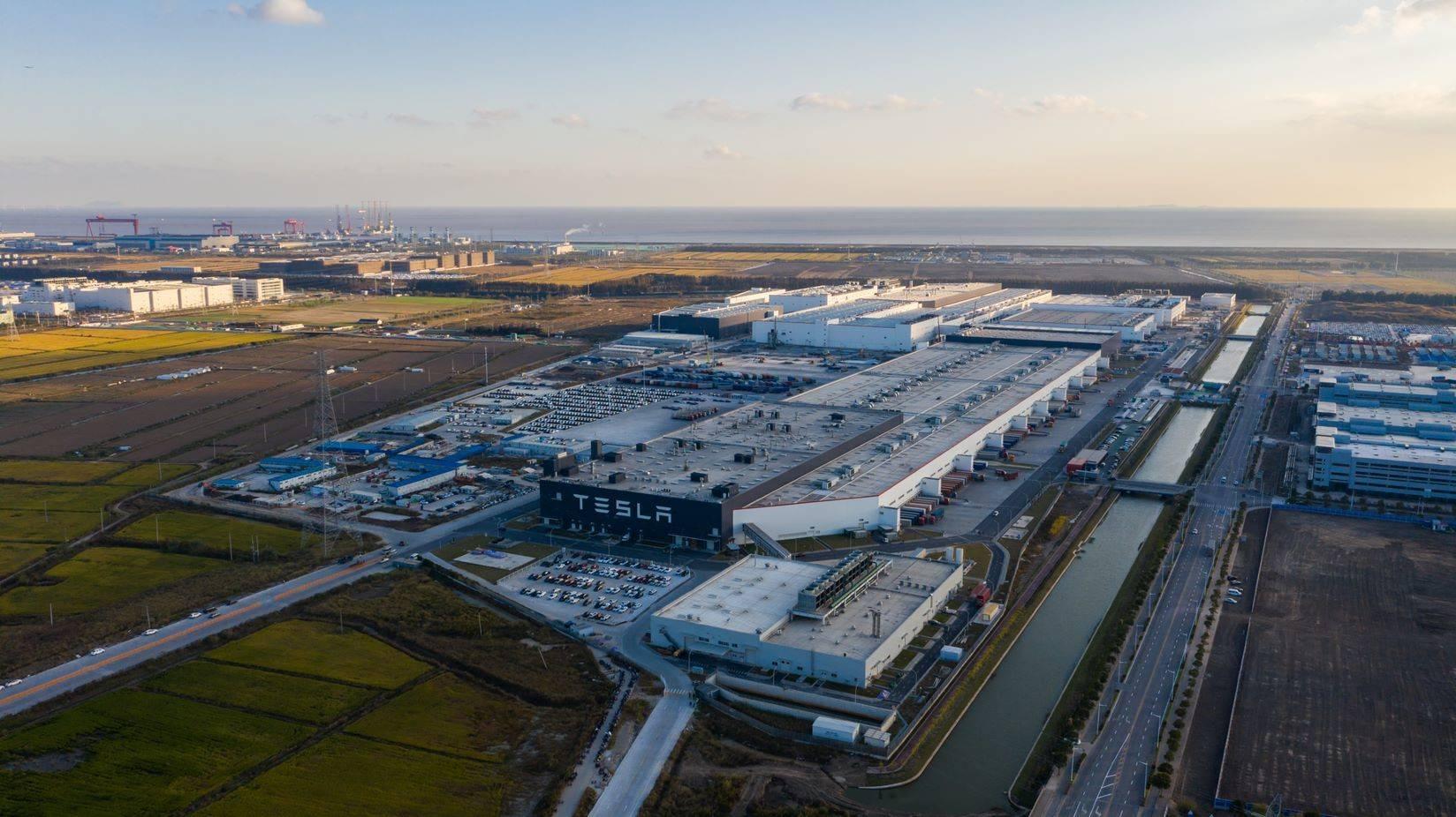 目标产能45万辆/年,特斯拉上海超级工厂有望扩建