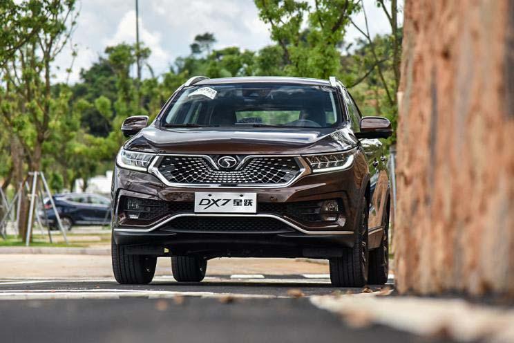 重征紧凑SUV市场需要哪些改变?东南DX7星跃上市售11.99万元起